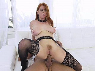 Hairy pussy gets wrecked