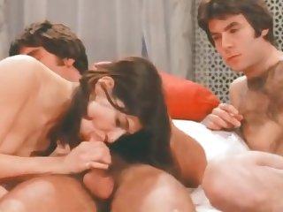 Tina Rusell in erotic scene