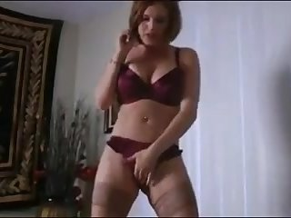 My wife catches me jerking doing a pov blowjob
