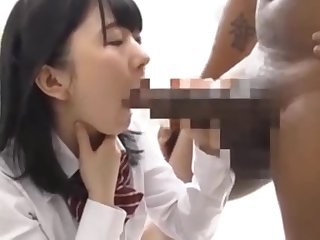 Sizzling adult clip jav enticing one