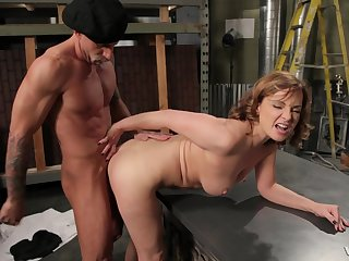 Amazing hard sexual intercourse with Rebecca Bardoux there kinky positions