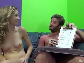 Alison Faye is an A grade student anon it comes connected with sex