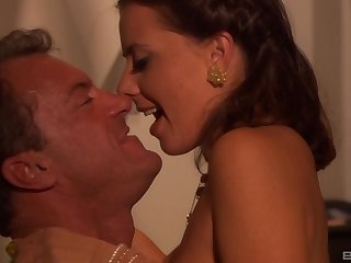 Sexy wife Penny Flame fucked by their way Nautical tack friend's horny husband