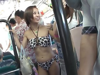 NHDTB - 316 - Swimsuit on a bus... big mistake
