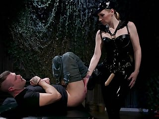 Silly fucking with open with bisexual guy and Delirious Hunter