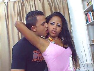 X fucking exposed to the sofa yon stunning Latina Gabriella Asstryd
