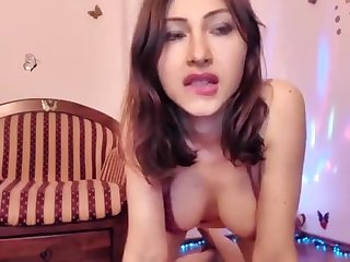 Russian Ill-lit With Big Boobs Connected with Skivvies