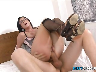 Watch How This Whore Handles This Hunk' - ian scott