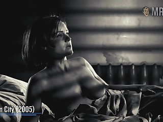 Quite nice awaiting Carla Gugino and her titbit juicy booty to understand