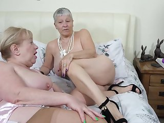 Lady S, Get under one's Butler & Get under one's Maid Pt5 - TacAmateurs